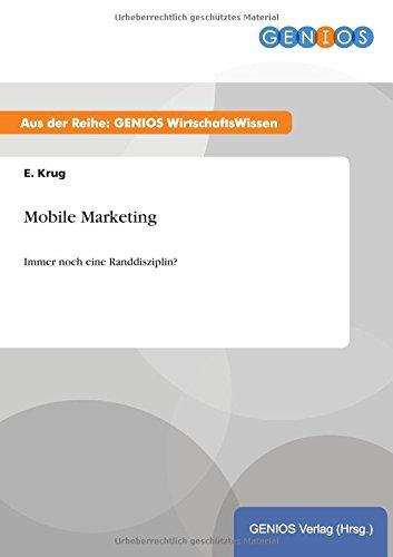 Mobile Marketing (German Edition)