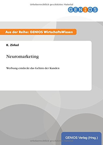 9783737936354: Neuromarketing (German Edition)