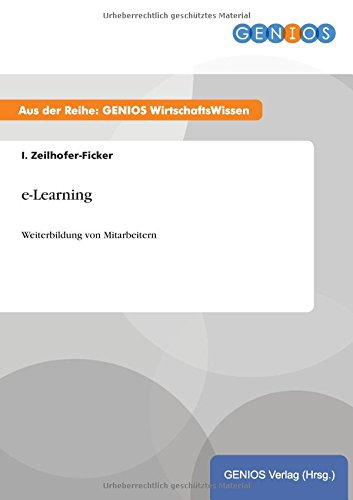 9783737939423: e-Learning (German Edition)