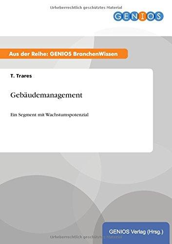 9783737946506: Gebäudemanagement (German Edition)