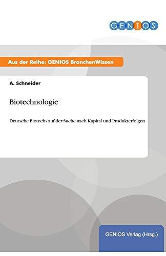 9783737951654: Biotechnologie