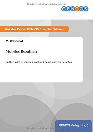 Mobiles Bezahlen (German Edition)
