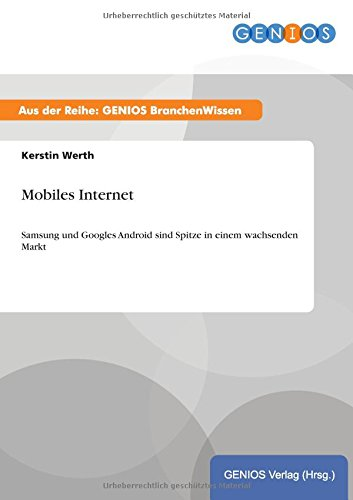 Mobiles Internet (German Edition)