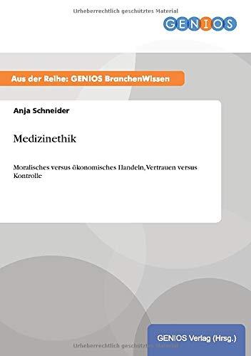 9783737955164: Medizinethik (German Edition)