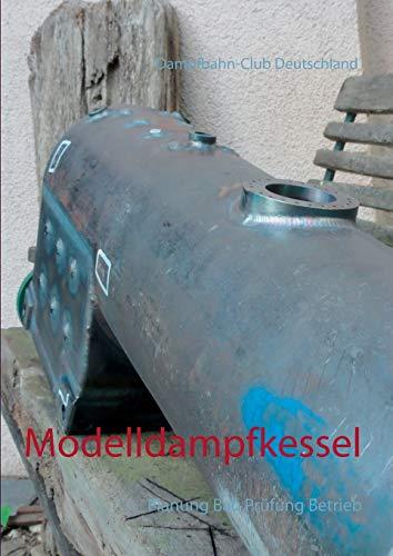 Modelldampfkessel