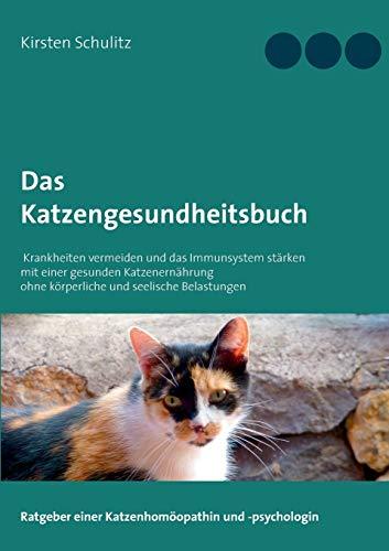 9783738627459: Das Katzengesundheitsbuch