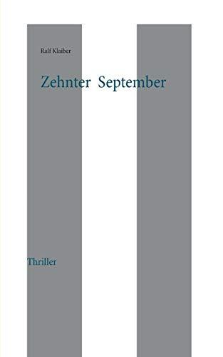 9783738627497: Zehnter September
