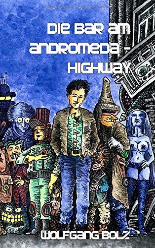 9783738630527: Die Bar am Andromeda-Highway