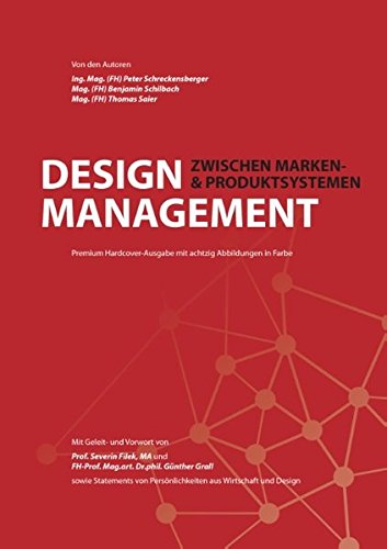 Design Management: Peter Schreckensberger