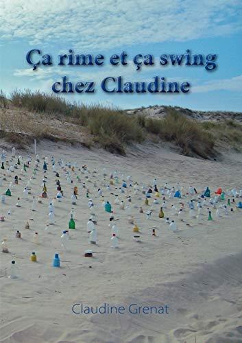 9783738640137: Ça rime et ça swing chez Claudine
