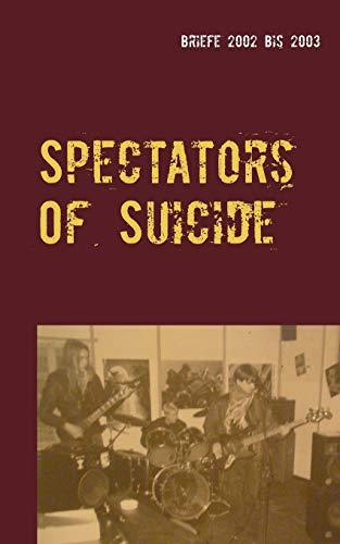 9783738645095: Spectators of Suicide