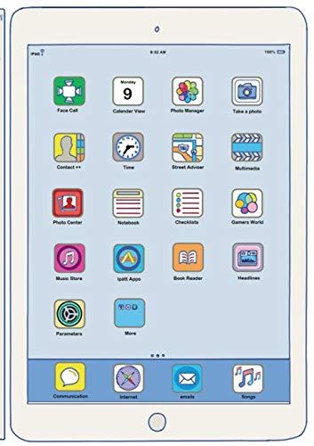 Ipätt Tablet Notebook - Das Notizbuch im Ipad Design (German Edition): Theo von Taane