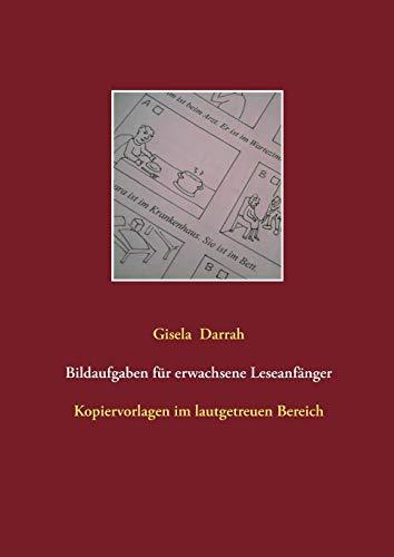 9783738652284: Bildaufgaben für erwachsene Leseanfänger (German Edition)