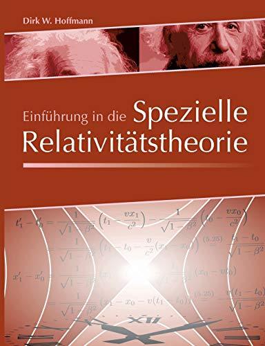 9783738658071: Einführung in die Spezielle Relativitätstheorie