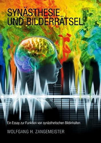 9783738684643: Synästhesie und Bilderrätsel: Ein Essay zur Funktion von synästhetischen Bildinhalten