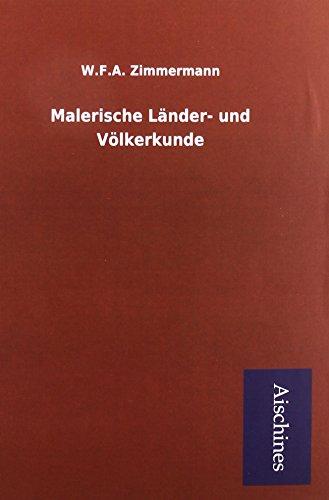 9783738760842: Malerische Länder- und Völkerkunde