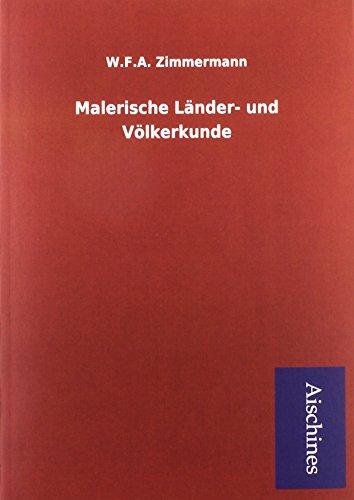 9783738761818: Malerische Länder- und Völkerkunde