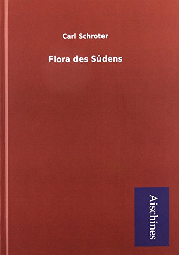 9783738766158: Flora des Südens