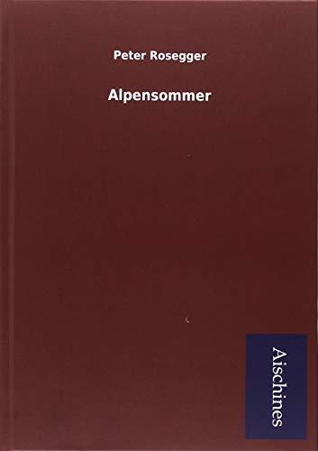 9783738799002: Alpensommer