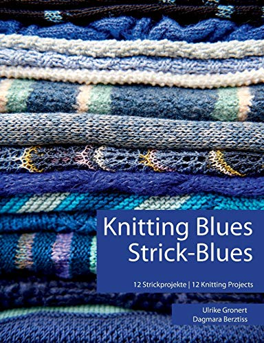 9783739214054: Knitting Blues   Strick-Blues (German and English Edition)