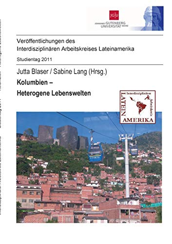 9783739217550: Kolumbien - Heterogene Lebenswelten (German Edition)