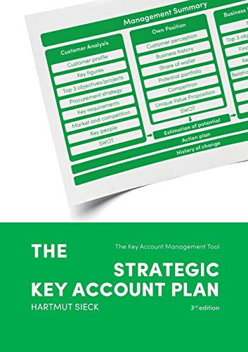 The Strategic Key Account Plan: Hartmut Sieck