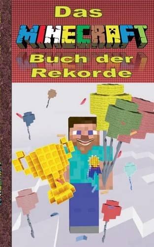 Das Minecraft Buch der Rekorde