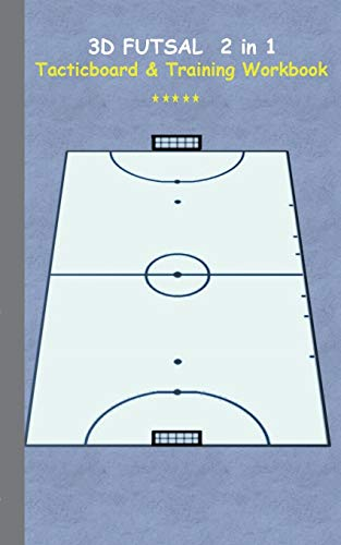 3D Futsal 2 in 1 Tacticboard and: Taane, Theo von