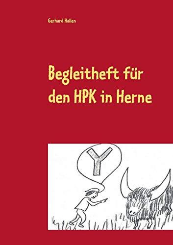 Begleitheft für den HPK in Herne: Gerhard Hallen