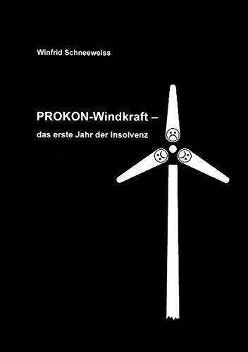 9783739272351: Prokon-Windkraft: Das erste Jahr der Insolvenz