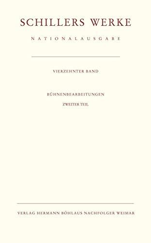 Bühnenbearbeitungen II: Hans Heinrich Borcherdt