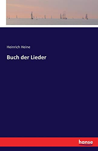9783741103223: Buch der Lieder