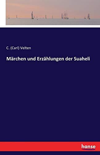 9783741106811: Märchen und Erzählungen der Suaheli