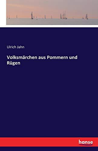 9783741109386: Volksmärchen aus Pommern und Rügen (German Edition)