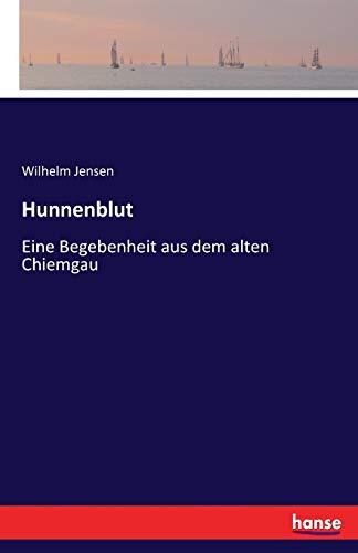 9783741114533: Hunnenblut (German Edition)
