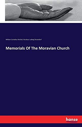 9783741117961: Memorials of the Moravian Church