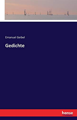9783741130687: Gedichte (German Edition)
