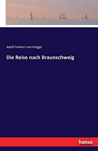 9783741136016: Die Reise nach Braunschweig