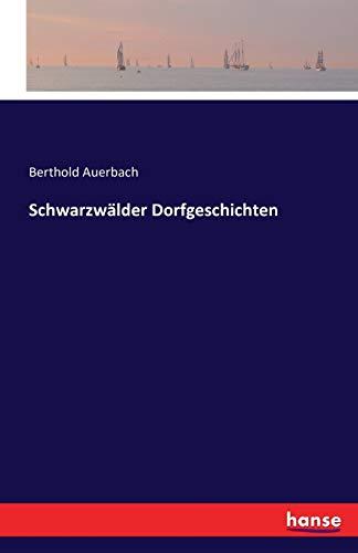 9783741156052: Schwarzwälder Dorfgeschichten