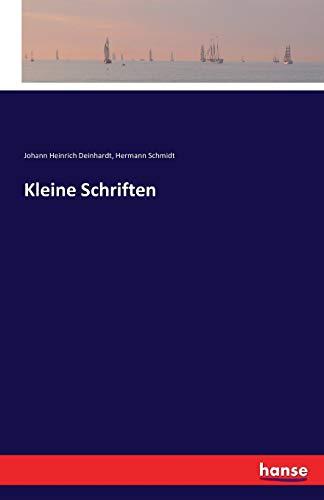 9783741157646: Kleine Schriften (German Edition)