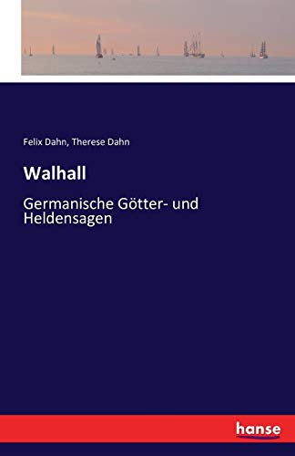 9783741158315: Walhall (German Edition)