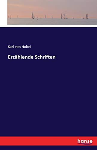 9783741167393: Erzahlende Schriften (German Edition)