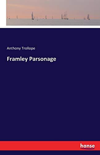 9783741171376: Framley Parsonage