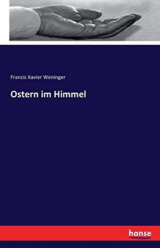 9783741181436: Ostern im Himmel (German Edition)