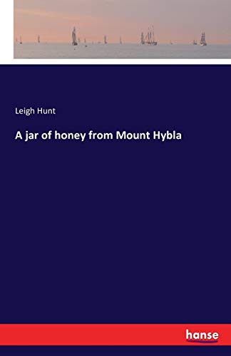 9783741181665: A Jar of Honey from Mount Hybla