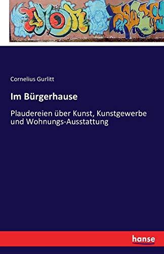 9783741193460: Im Bürgerhause