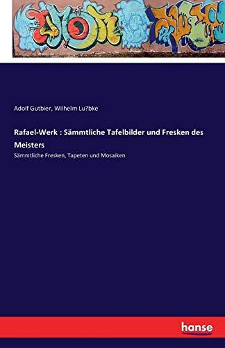 Rafael Werk Abebooks