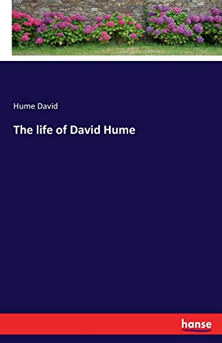 9783741197529: The life of David Hume