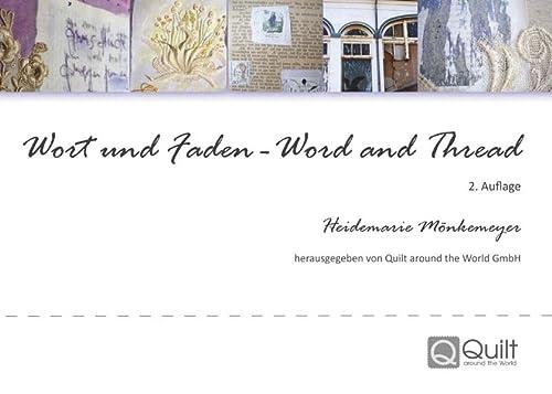 9783741222344: Wort und Faden - Word and Thread