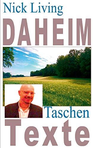 9783741239861: Daheim: Taschen-Texte